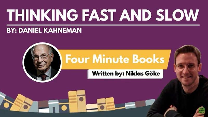 Best Newsletters : Luke's 4 minute book summaries.