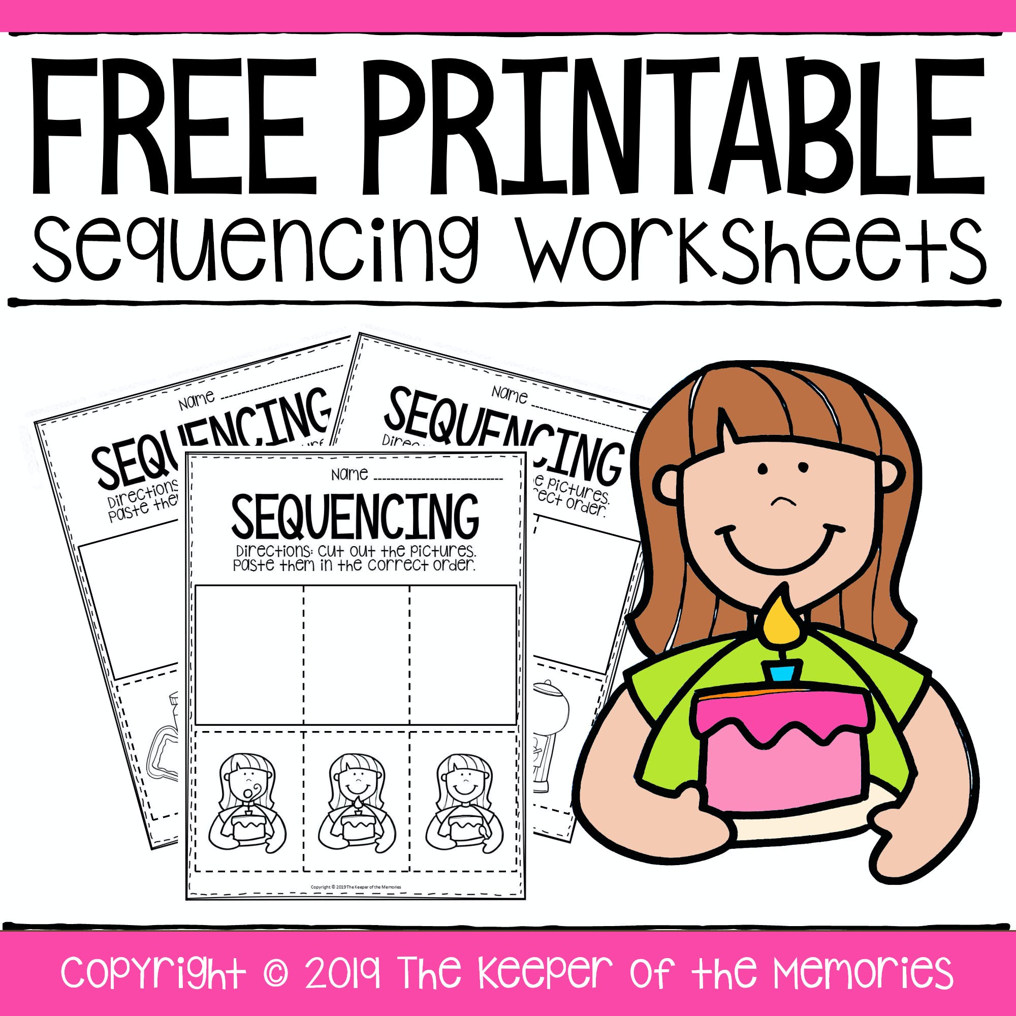 Free Printable Sequence Of Events Worksheets - 46+ Free Printable Story Sequencing Worksheets For Kindergarten Images