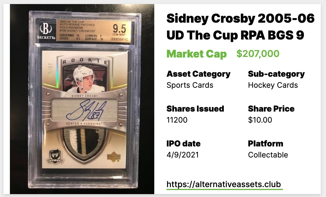 sidney crosby basket collectable