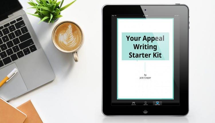 Appeal Writing Starter Kit