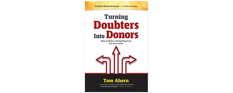 Turning Doubters Into Donors book cover
