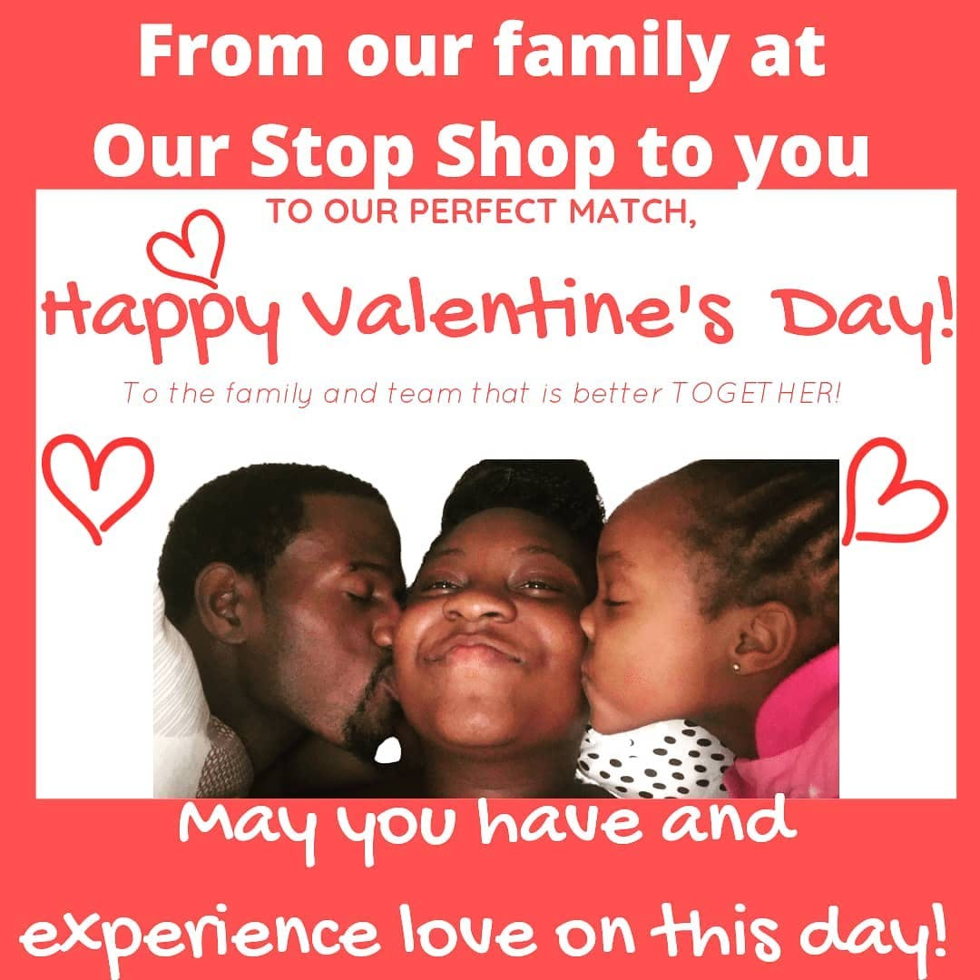 The youngest of us all loves LOVE. Happy Valentine's day from @OurStopShop  Just a reminder that the 15th of every month is credit letter dispute day. Make sure your sending the letters to credit bureaus certified mail. Get them derogatory items off yourcredit report. You have to April to access all 3 reports for free weekly. $20k in credit minimum by April. Let's make sure you stay on it!  We fill in the missing pieces of the puzzle to any financial strategy plan!  Need help understanding what we mean? Connect with @OurStopShop   Attend our FREE 11 MONEY SAVING & INCOME GENERATING HACKS MASTERCLASS (LINK also in bio): http://ourstopshop.com/freemasterclass  FOLLOW @OurStopShop to see all of the tips and info constantly shared! 👇🏿👇🏿 https://melanatedpeople.net/OurStopShop https://www.facebook.com/OurStopShop https://youtu.be/Mgqw8WOzbak https://instagram.com/OurStopShop https://twitter.com/Our_StopShop https://ourstopshop.com/ * * * #blackwallstreet  #wealthbuilder #financialliteracy #credit #blackfamilygoals #wealthmindset #financialfreedom #blackfamilies #fortheculture #supportblack #blackexcellence  #knowledgeispower #blacklivesmatter #blacklove #blacklovepage #blackinvestors  #blackwealth #wealthtips #valentineday #blackeconomicempowerment #blackempowerment #blackwallstreet #blackfamilylove #generationalwealth #moneyhacks #buyblack #Blackowned #blackhistory #blackhistorymonth #ReturnonInvestment