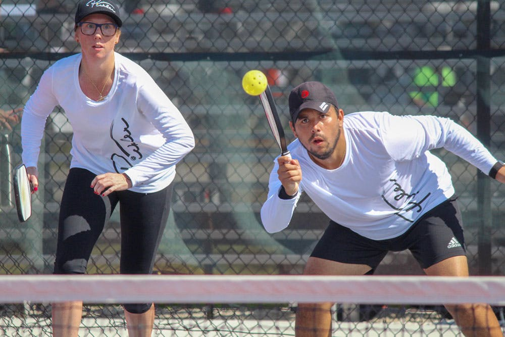 """Help, I Am Being Targeted, or """"Iced Out,"""" on the Pickleball Court!   Pickler Pickleball"""