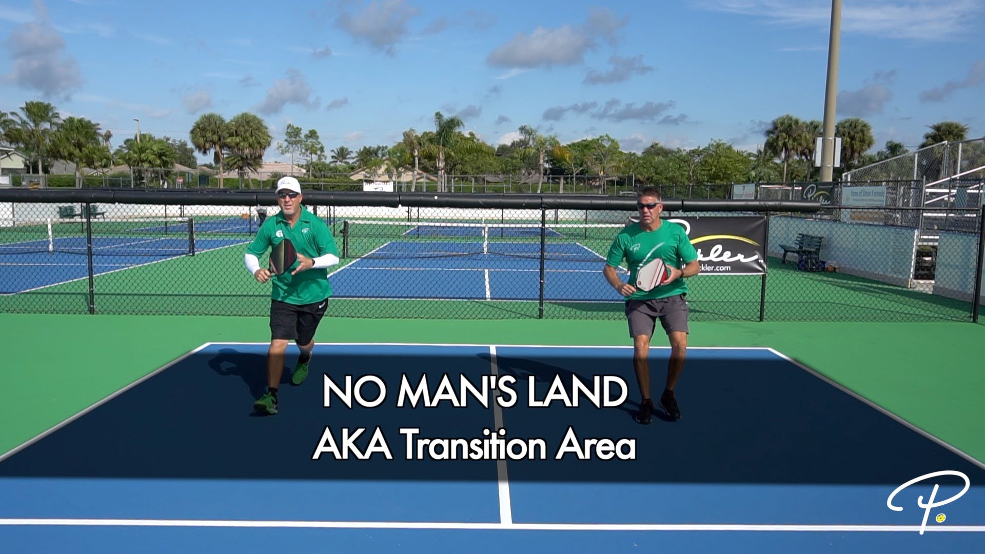 """What Is """"No Man's Land"""" in Pickleball & 6 Tips to Be Better There   Pickler Pickleball"""