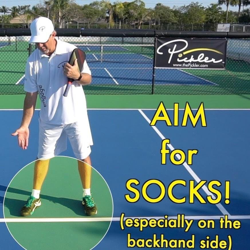 Hit Your Spots! Why Placement Is More Important than Power | Pickler Pickleball