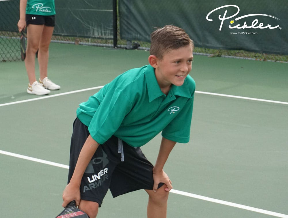 Lessons from the Pickleball Court: Encourage the Kids to Play   Pickler Pickleball