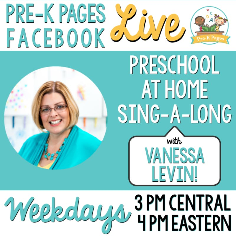 Facebook Live Teaching at Home