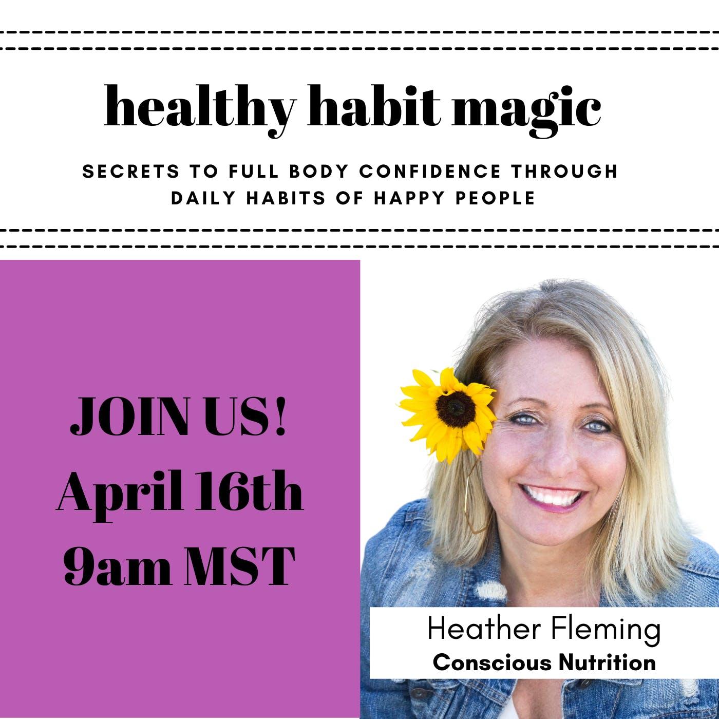healthy habit magic