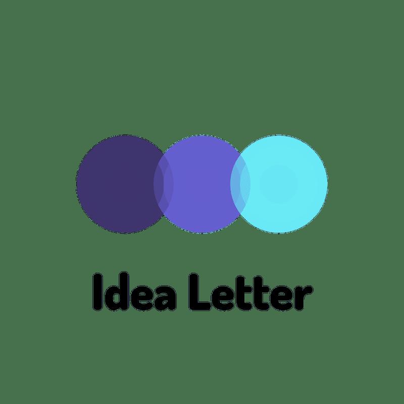 Idea Letter Logo