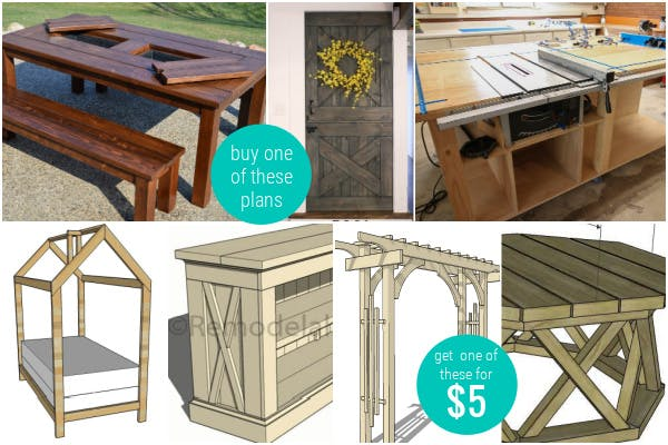 Best-Selling Woodworking Plans 2020 Sale