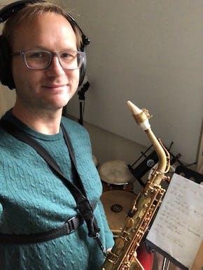learn sax online