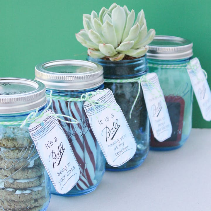 Teacher Appreciation Gift Ideas In A Mason Jar The Country Chic Cottage