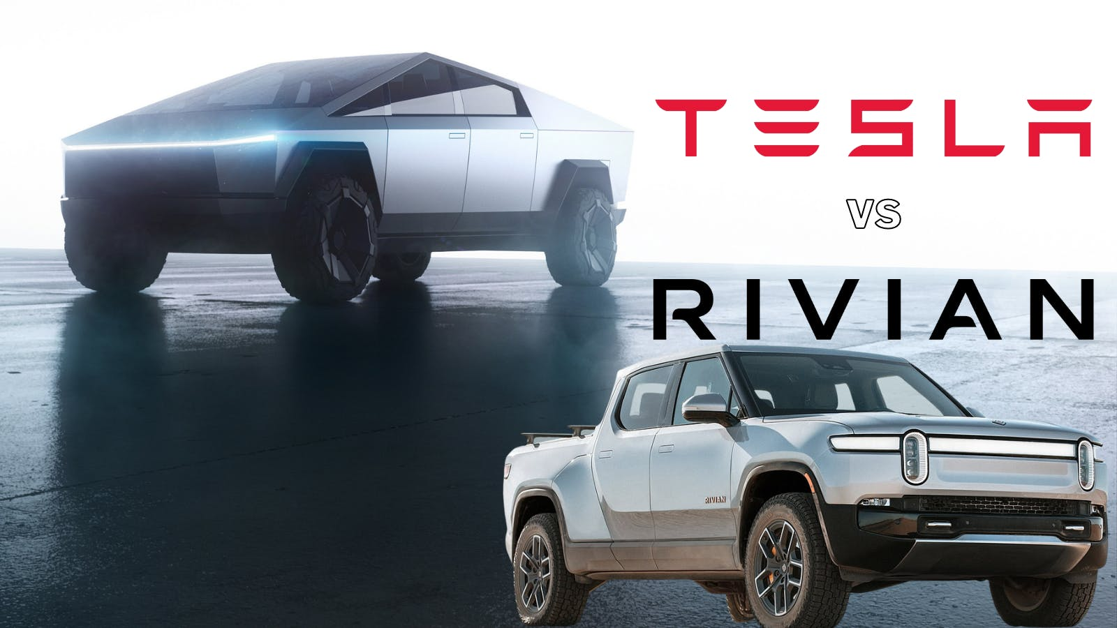 Tesla vs Rivian