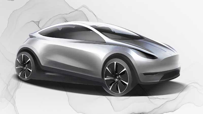 Tesla Model... what?