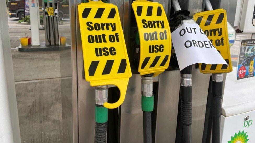Sorry, no gas