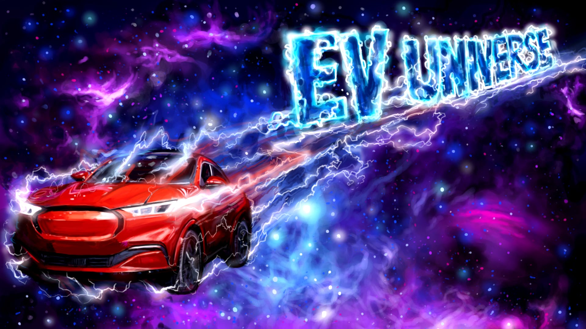 Welcome to The EV Universe