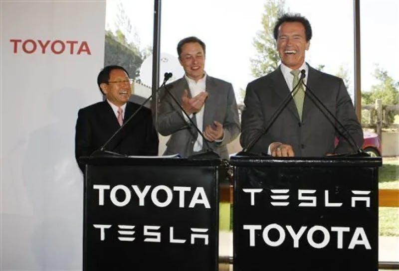 Toyota / Tesla