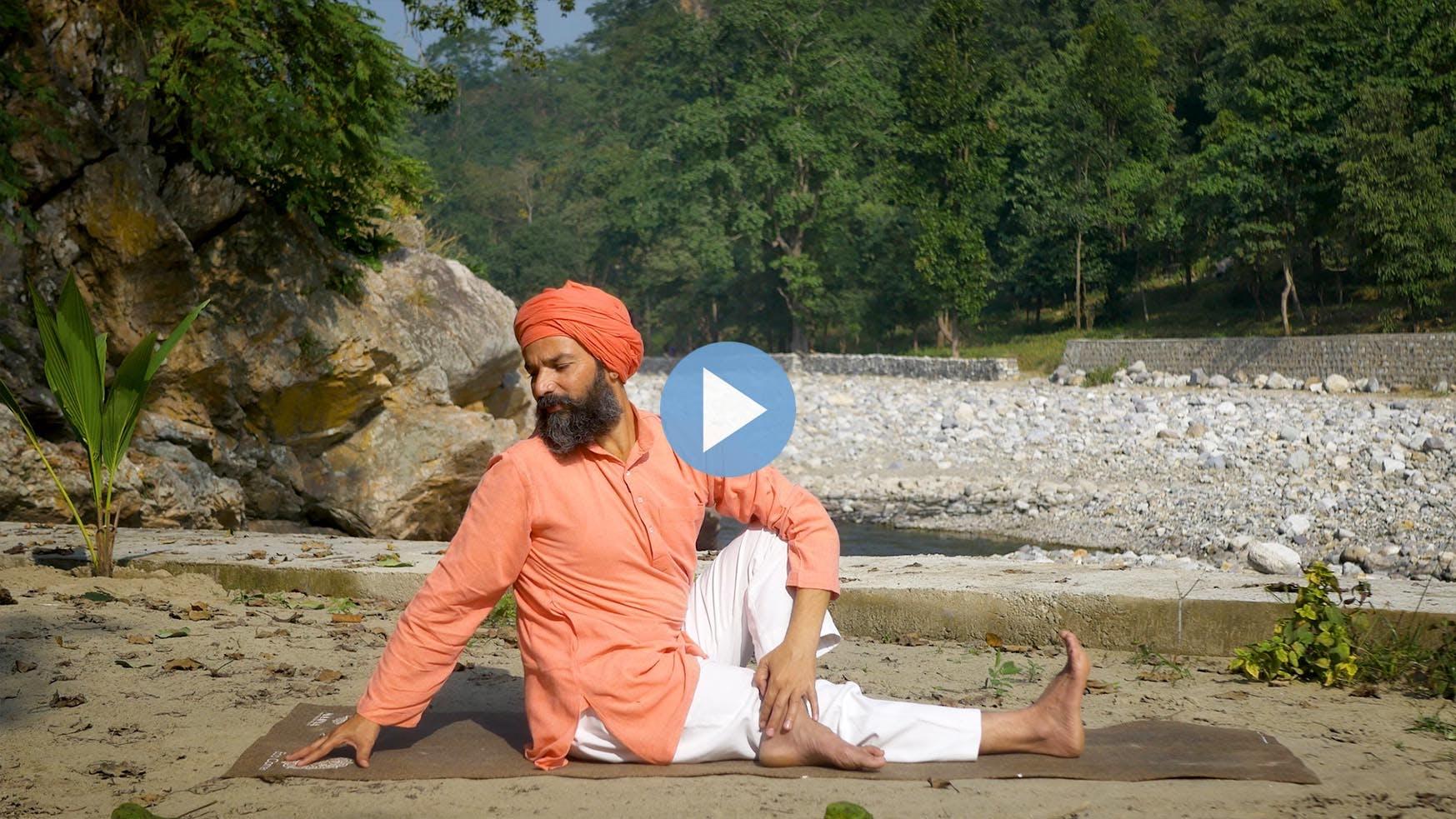 Yoga for Vata Dosha