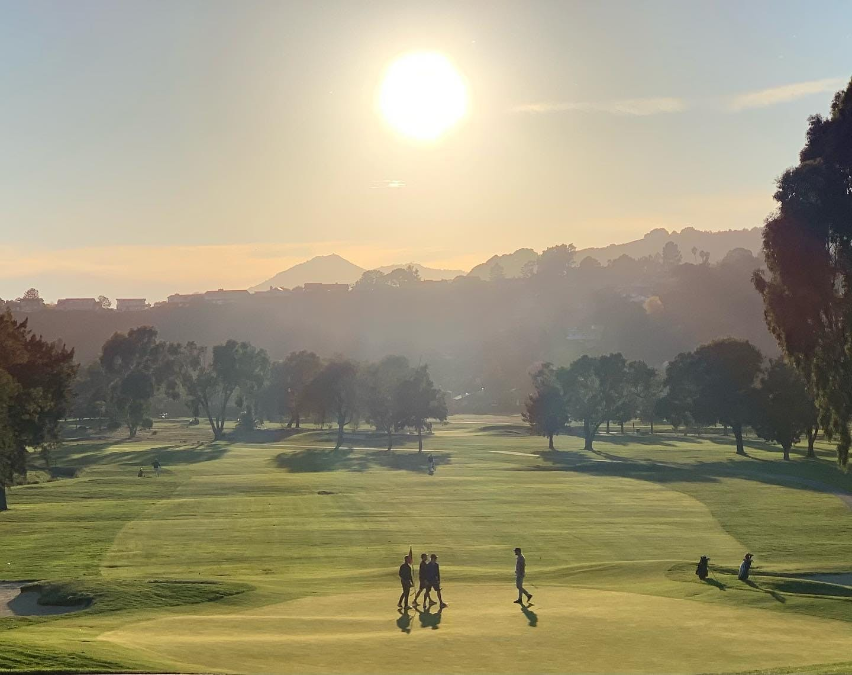 Sunday golf. A blessing of Abundance. #fun #play #golf #sun