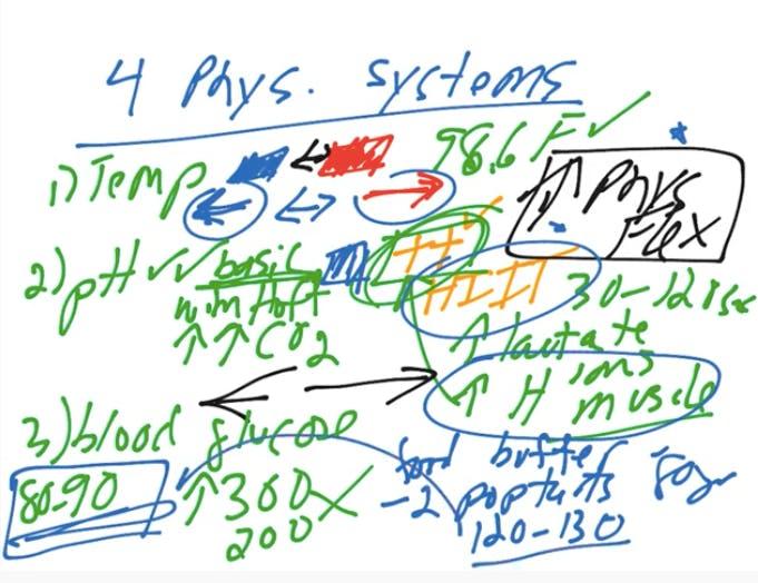 4 Aspects of Phys Flex