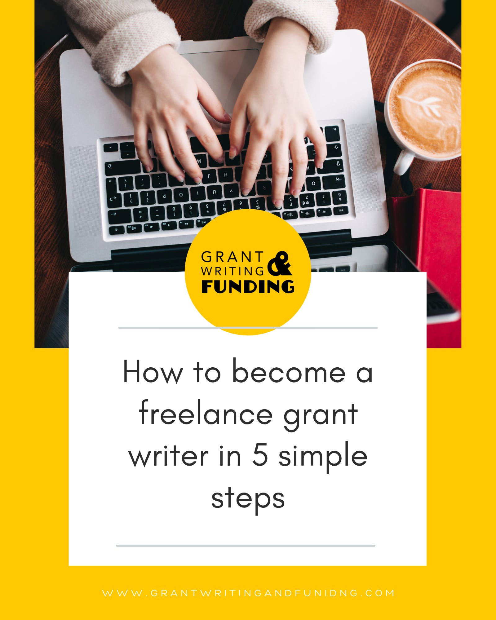 Free Checklist: How to Become a Freelance Grant Writer