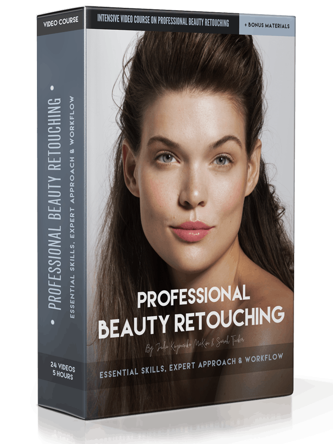 Professional Beauty Retouching Video Course