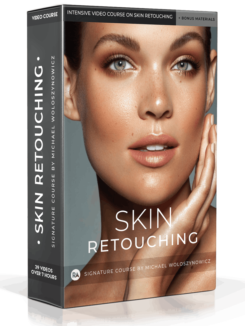 Skin Retouching Video Course