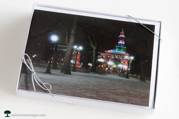 Holidays through Civic Center Park