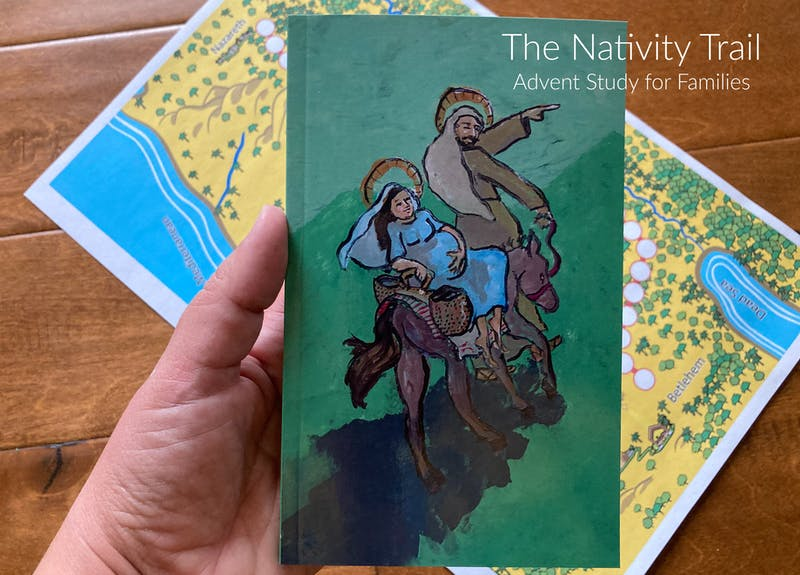 Nativity Trail: Advent Studies for Families