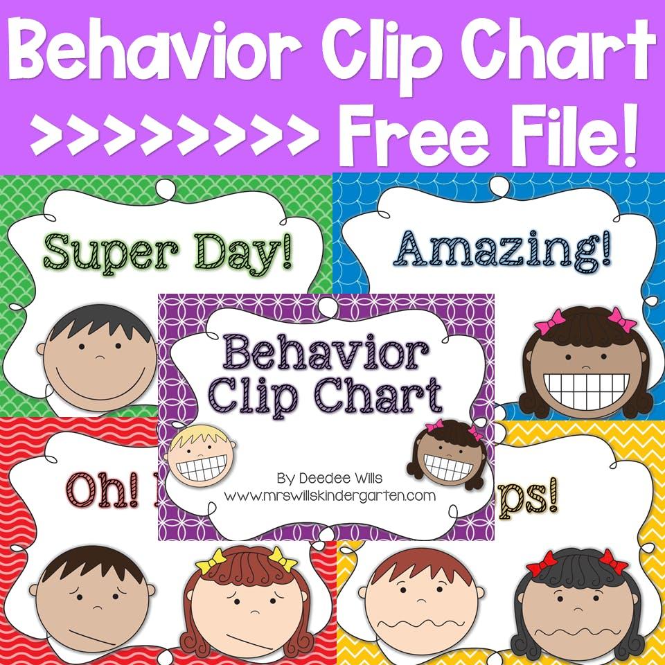Classroom Behavior 7