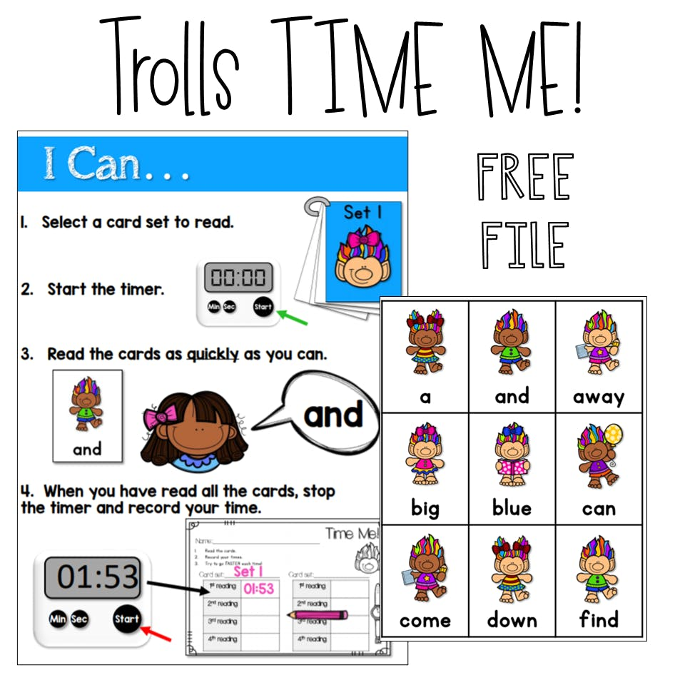 15 Fun Ideas to Teach Sight Words (Free File) 2