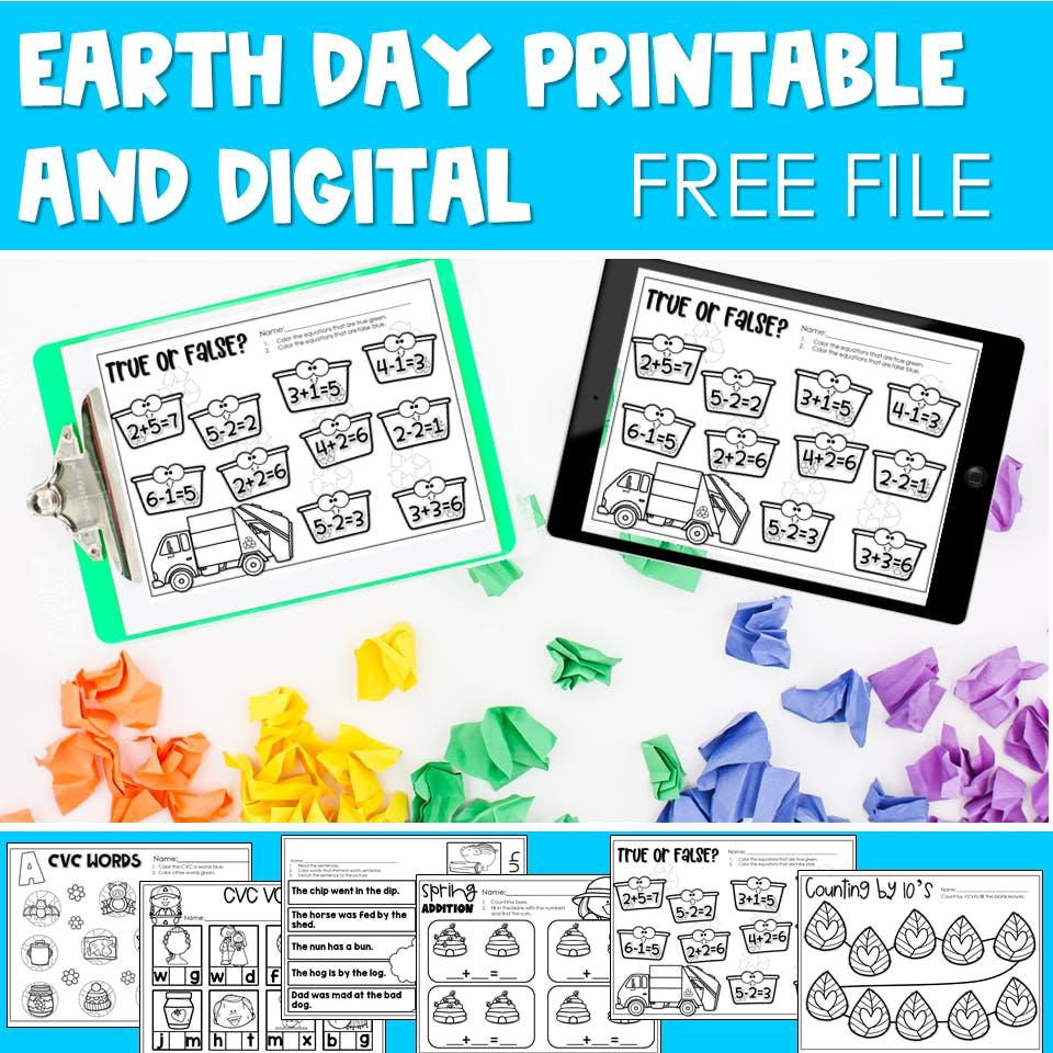 10 Kid-Friendly Earth Day Videos 1