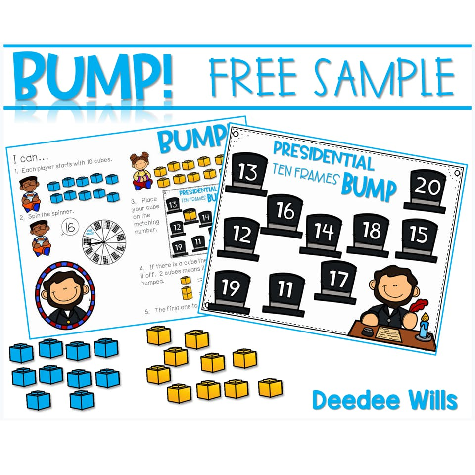 5 Duck For President Activities Plus a Free Activity 6
