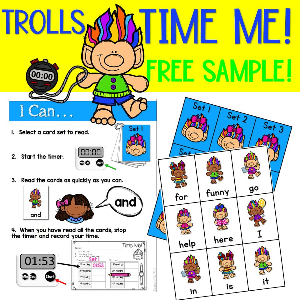 Early Finisher Activities for Kindergarten and First Grade (FREE FILES) 2