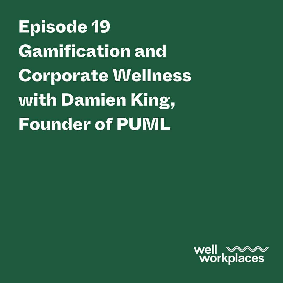 Being a founder can really challenge your overall state of wellbeing.  That feeling of being pulled in all directions is a common description for most business owners.  I had a great chat with founder, Damien King, who put it best when he described his own definition of wellbeing as being similar to contentment on the recent @wellworkplaces podcast.  Episode 19 is now available -a great listen for those in healthcare technology and the startup space.  〰️