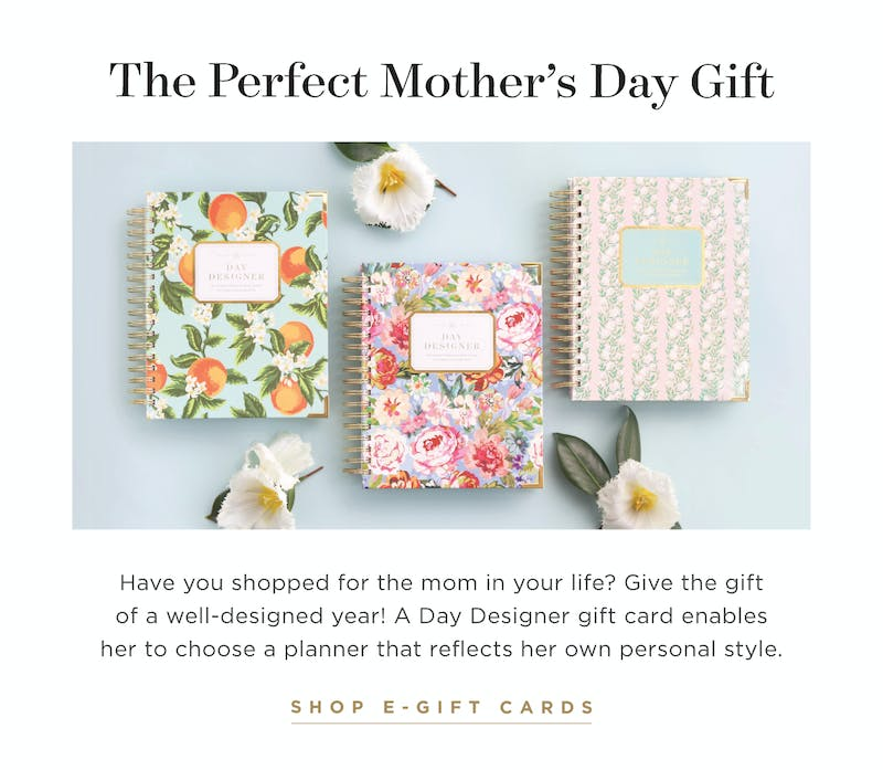 Shop our e-gift cards for Mother''s Day!