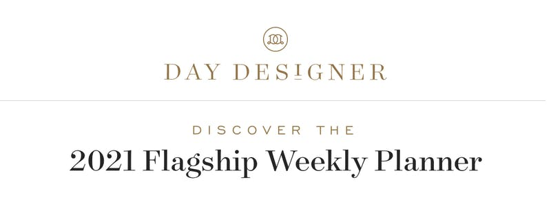 All about our Flagship Weekly Planner.