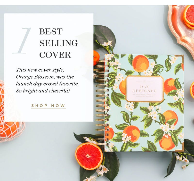 #1 - Best-selling cover style!