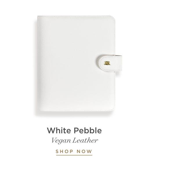 White Pebble.
