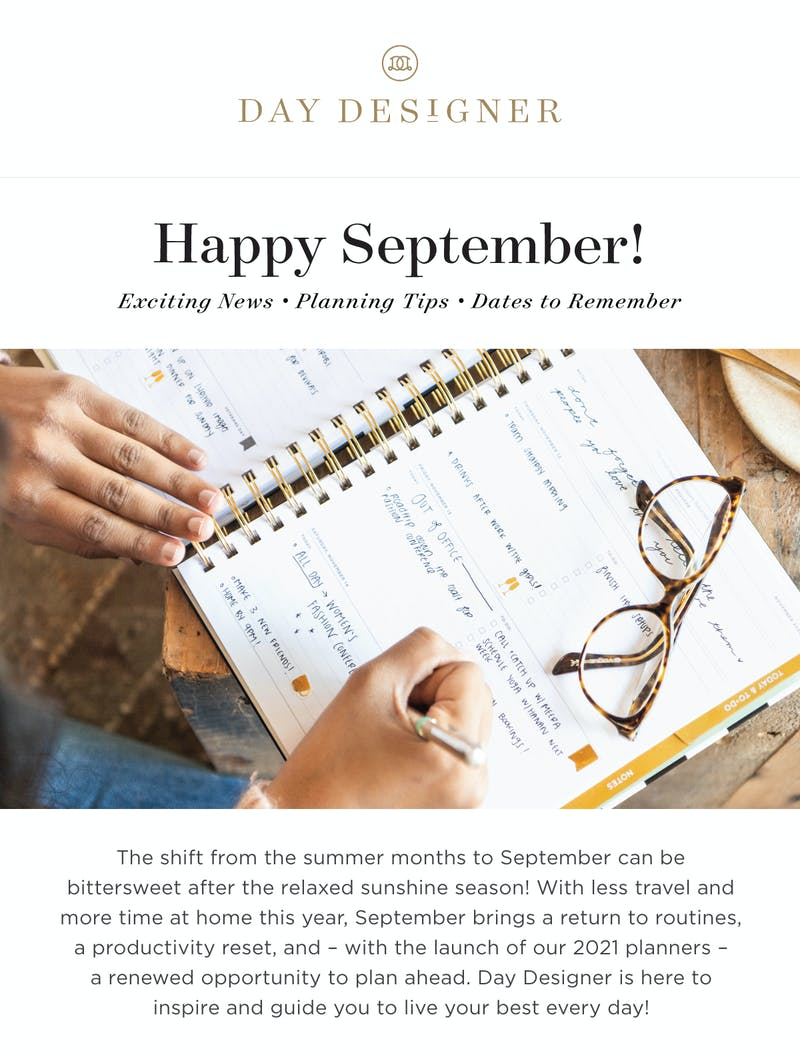 September News!