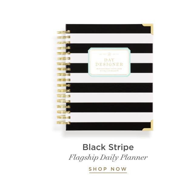 Black Stripe Daily.