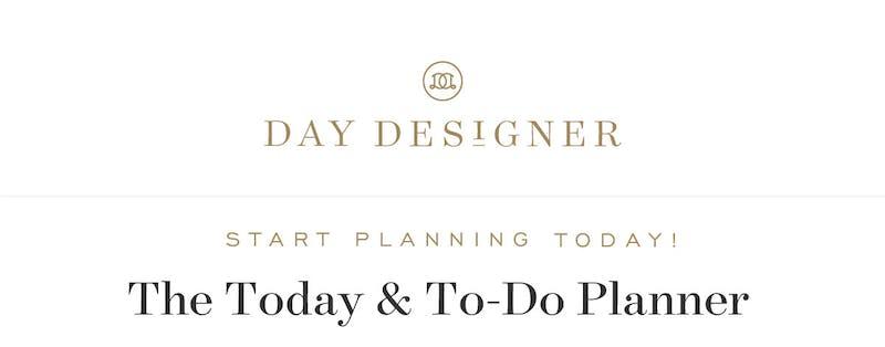 Start Planning Today!