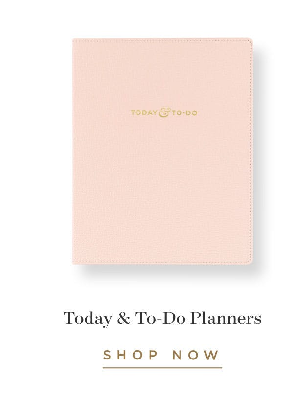 Today & To-Do Planners.