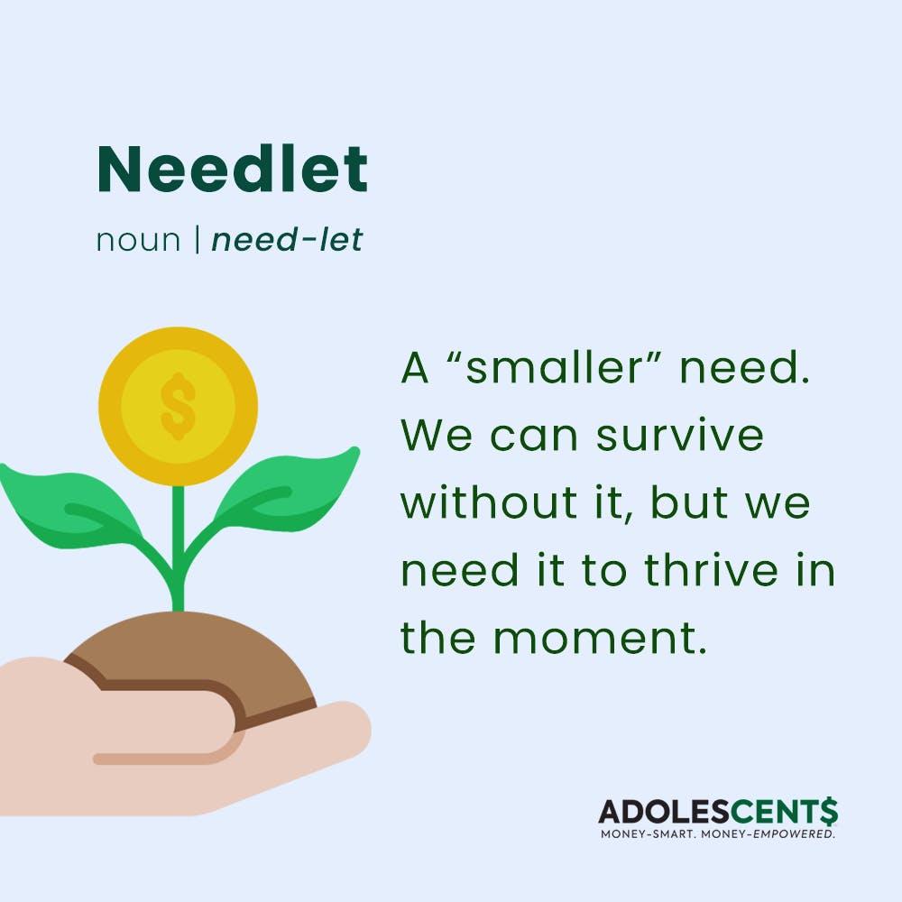 Needlet definition
