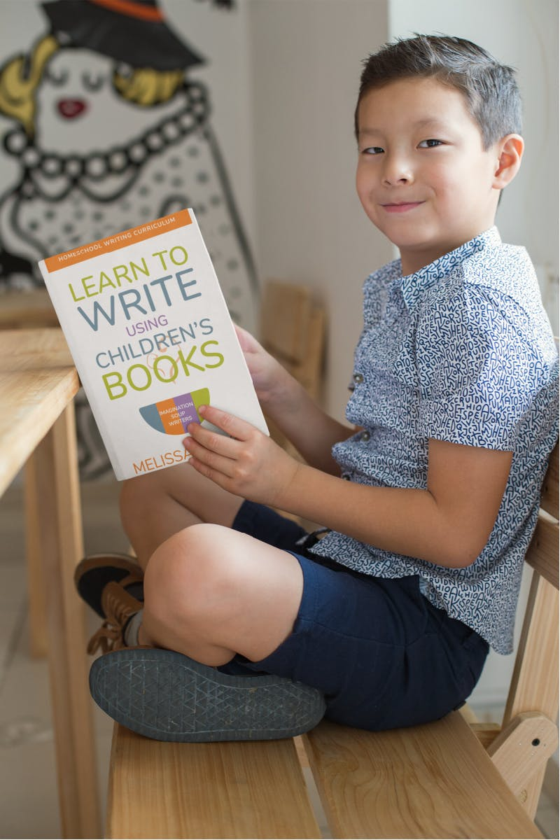 The Number One Thing for Kids to Be Better Writers (Learn to Write Using Children's Books)