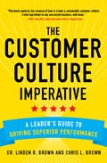 The Customer Culture Imperative. Marketing book of the Year 2015.