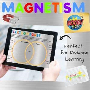 Magnetism BOOM Cards