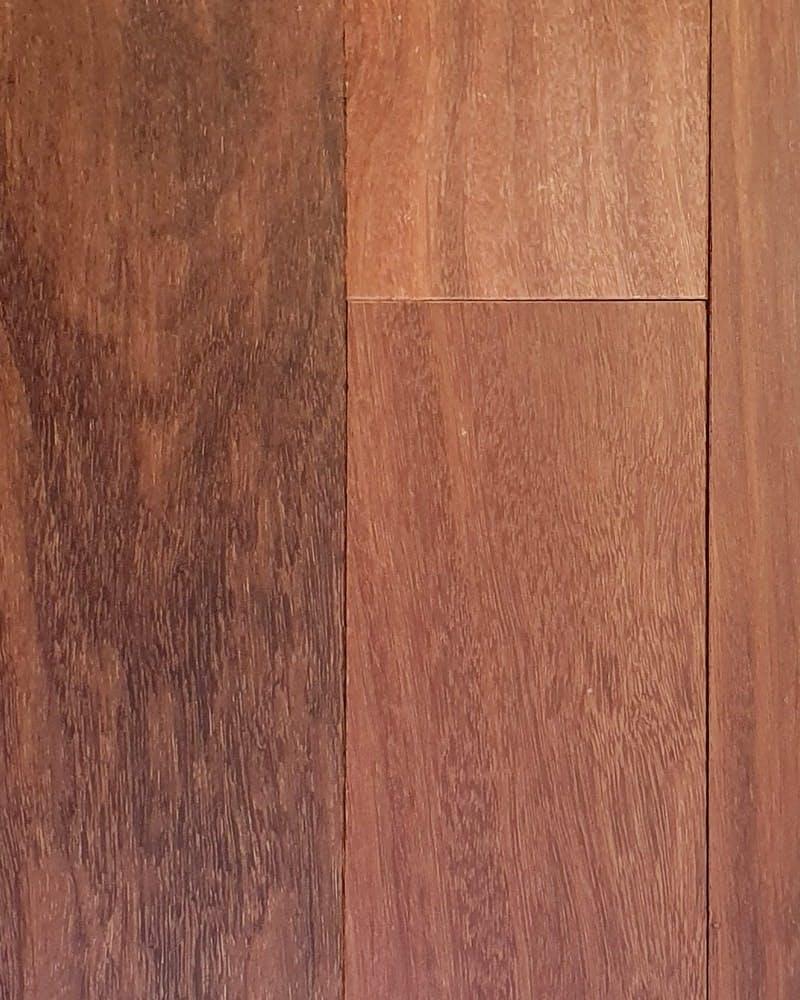 Piso de Madeira Maciça - Sucupira é uma espécie de Madeira Tropical