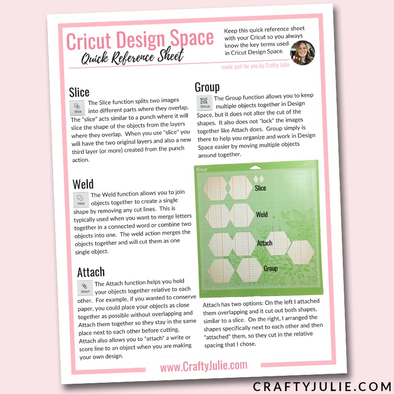 How To Save Paper In Cricut Design Space Crafty Julie