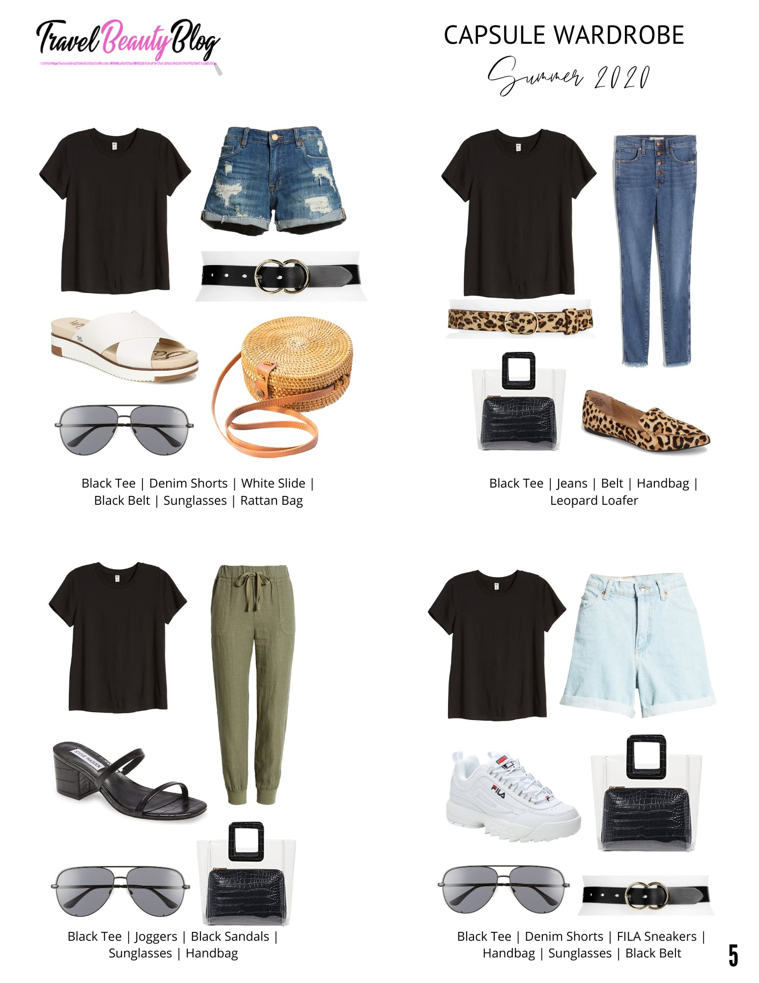 Summer Capsule Wardrobe Redirect 3